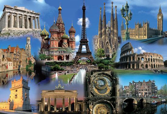 Tại sao bạn nên đi du lịch Châu Âu một lần trong đời - VÉ MÁY BAY GIÁ RẺ ĐI CHÂU ÂU CHEAPBOOKING.VN