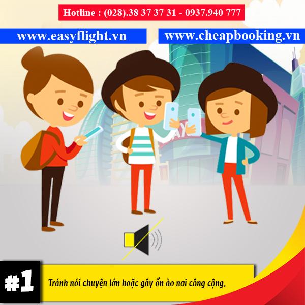 Mẹo vặt khi du lịch quốc tế cùng vé máy bay giá rẻ Lam Hồng -cheapbooking- easyflight